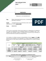 Memorando 202019000000061943  - Socialización precios AAVN marzo 2020