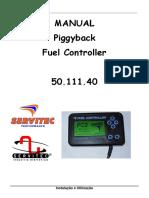 Fuel Controller 50.111.40 - Nova Versão