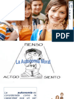 Autonomía Moral 5° dpcc