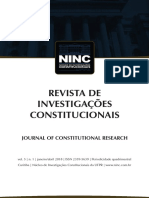 Ativismo judicial e constrangimentos a posteriori