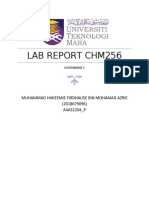 lab report chm256.docx