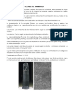 CODIGO ETICO MORAL Y VALORES DEL HAMMURABI