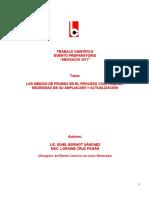 Los medios de prueba en el proceso civil cubano_Abogacía