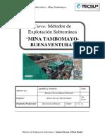 Mina Tambomayo-Buenaventura