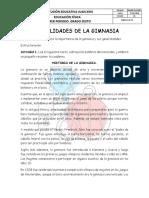 2.GENERALIDADES DE LA GIMNASIA