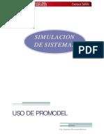 Uso de Promodel