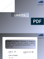 1. Introduccion a límites