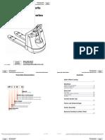Crown WP2300 - Parts Manual