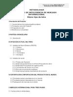 METODOLOGIA DE INTELIGENCIA DE MERCADOS INTERNACIONALES