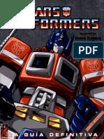 Transformers - La guía definitiva - Tomo 1
