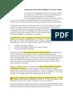 Herramientas para el cumplimiento sobre Factores de Riesgo Psicosocial en mexico.docx
