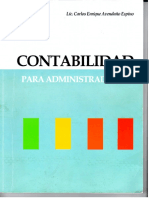 Cap. 1 Contabiidad para administradores 2