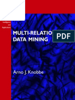 Knobbe a.J. Multi-Relational Data Mining