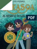 Reseña del Libro Pakasqa del escritor Luis Penas