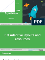 05.3 Resources for adaptive layouts