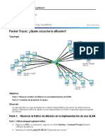 6.1.1.5 Packet Tracer - Who Hears the Broadcast Instructions