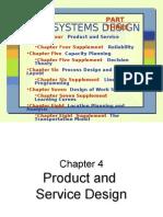 Prod&Serv Design