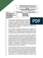 Syllabus Cátedra Democracia y Ciudadania