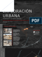 Exploracion Urbana Lima