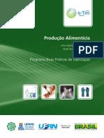 EQUIM_EBOOK - Rede E-Tec Brasil - Programa Boas Práticas de Fabricação