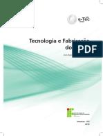 EQUIM_EBOOK - Rede E-Tec Brasil - Tecnologia e Fabricação de Alcool