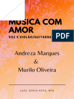 Show Case - Música com Amor Murilo e Andreza