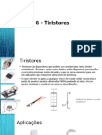 6 – Tiristores