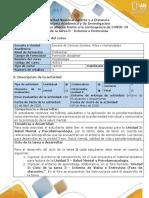 Guía de actividades y rúbrica de evaluación alterna frente a la contingencia de COVID-19 - Ciclo de la tarea 3 – Informe Salud Mental (1).pdf