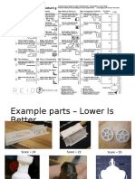 The Design for Additive Manufacturing Worksheet