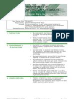 Febrile Neutropenia Management Guidelines 0210