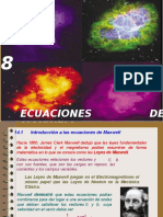 Cap.8 Ecuaciones de Maxwell