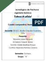 Cuadro comparativo ISO_EQUIPO 7
