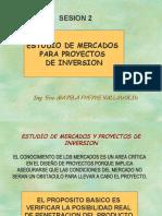 Proyectos de Inersion Mercados