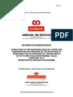 Ambank Info Meno