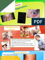 Gnathostomiasis-clinica y diagnostico