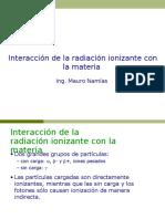 Interacción de fotones