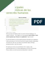 caracteristicas de lso derechos humanos.docx