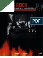 Militaria - Ss-Das Reich