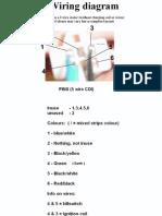 CDI to Loom Wiring Diagram