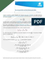Integración por descomposición en fracciones parciales.pdf