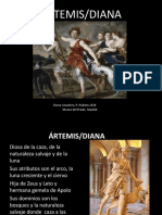 Ártemis/Diana