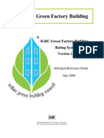 Green Factory Building Rating System-Aug 09[1]