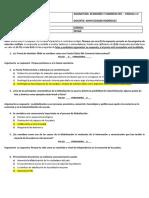 PARCIAL SEGUNDO CORTE ACADÉMICO