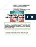 articulo de implantologia