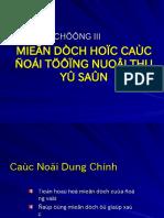 Chuong III He Mien Dich Cac Doi Tuong NTTS