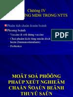 Chuong IV Chan Doan Benh