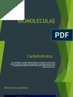 BIOMOLEULAS ORGANICAS