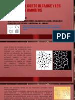 El orden de corto alcance y los materiales amorfos.pptx
