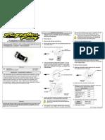 Installing takegawa hyper cam [KLX110/DRZ110]