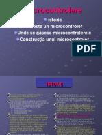 Microcontrolere gen apl
